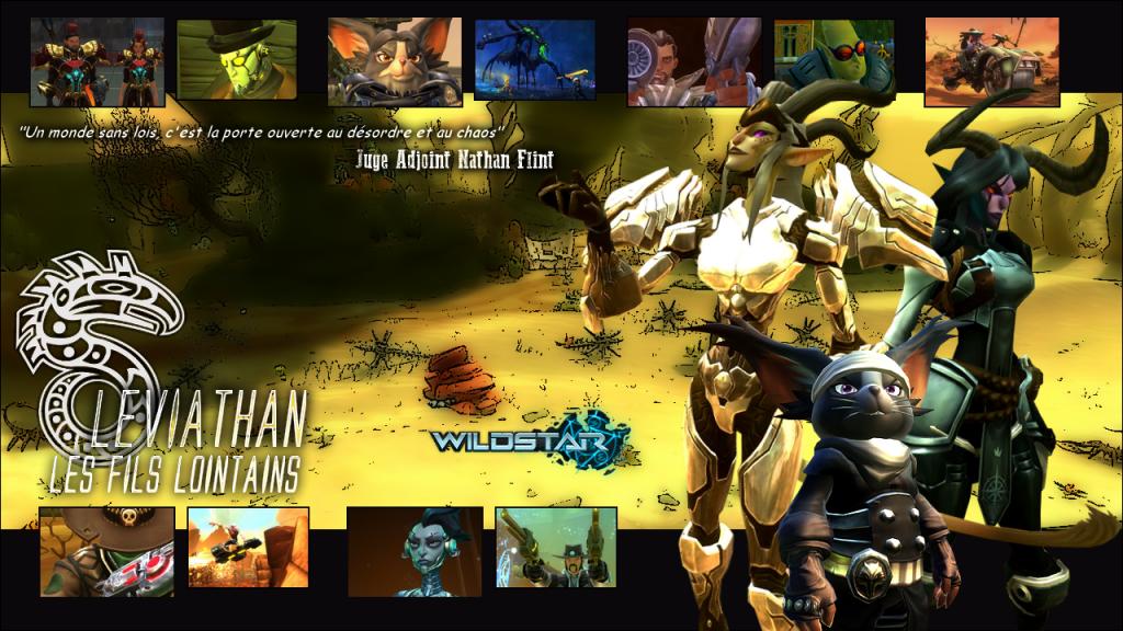 Leviathan Fond d'écran 6